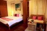 Superior villa slaapkamer