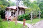 Superior villa buitenkant zicht