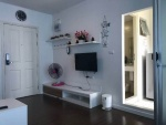 living room Kiangfa Huahin condo