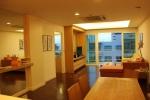 Living room apartment Baan Sechuan Huahin