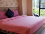 slaapkamer 1 Lumpini appartement
