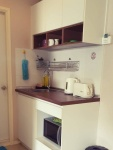 keuken Lumpini appartement2