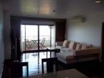 woonkamer Palm Pavilion Apartment Hua Hin