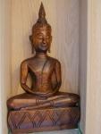 lumpini buddha