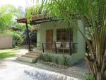 groene bungalow Khaolak Kiang resort