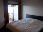 Het Palm Pavilion Apartment Hua Hin slaap