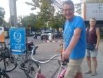 fietsen in Huahin