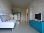 Huahin appartement Flame Tree woonkamer