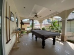 Hua hin Natural Hill villa with pool table