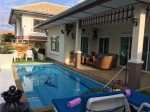 Beautiful swimming pool villa Huahin