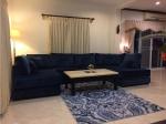 Hua hin Natural Hill villa living room sofa